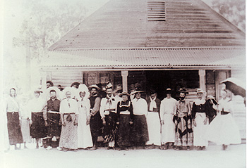 Life in Gayndah in the 19th Century